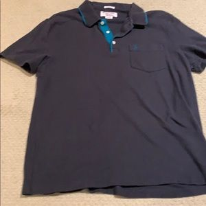 Penguin Classic Fit Polo in Size Large